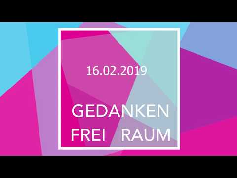 Gedanken FREI RAUM Trailer 2019